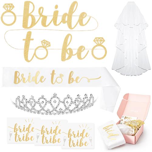 XO Fetti Bride kit